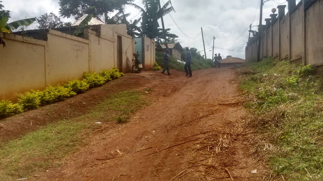 Land for sale at Yaoundé, Minkan, immobilier - 400 m2 - 11 000 000 FCFA