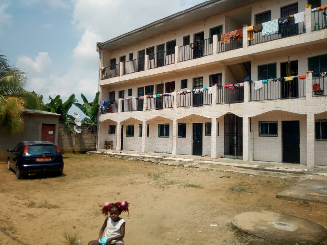 Studio to rent - Douala, Logpom,  - 25 000 FCFA / month